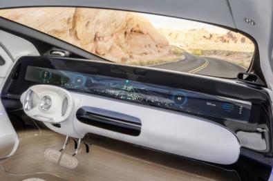奔驰微软推出新平台,汽车变身移动办公室