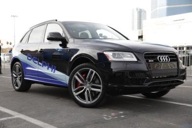 德尔福加入Mobileye-宝马-英特尔阵营,开发量产自动驾驶系统