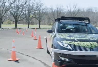 英伟达自动驾驶汽车解决方案(二)