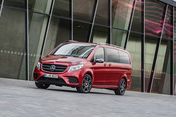 V Class stylish Limited Edition