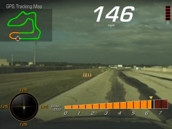 像玩游戏一样练习赛车,有了它,VBOX神马的弱爆了!