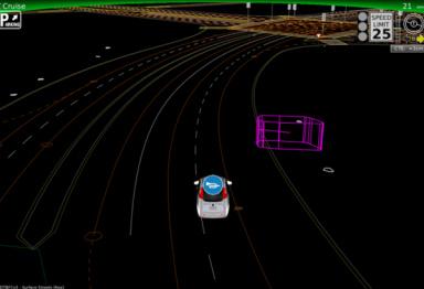 谷歌无人车5月报告:它学会了鸣笛,跑起来还有了声音