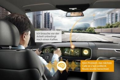 大陆集团推出汽车自适应语音数字助手