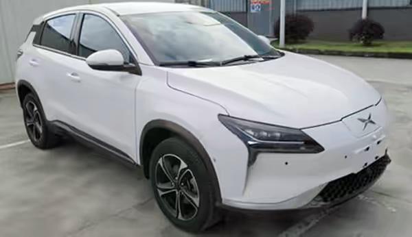 小鹏汽车与海马合作的首款产品