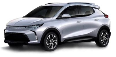 雪佛兰基于Bolt打造新纯电动SUV