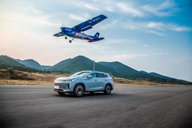 加速成绩比肩一众豪华SUV,星途凌云400T也玩1/4英里加速