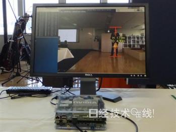 电装开发图像识别技术:56毫秒推断出行人的朝向和距离