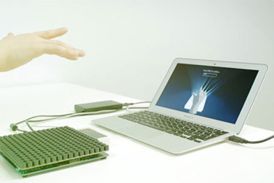 哈曼國際與Ultrahaptics合作,發布懸空觸覺彈力回饋系統