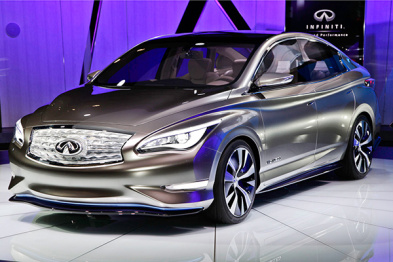 英菲尼迪欲在中国市场推出首款电动车