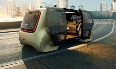 大众EV拟4年后推Level 5自动驾驶车型