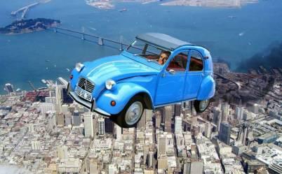 Opener将于明年发售飞行汽车