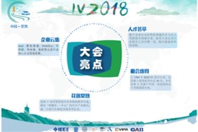 第29届IEEE国际智能车大会将于6月在常熟召开
