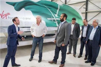 最新超级高铁梦:10小时沙特之旅削减至76分钟