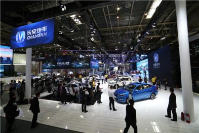 长安投资9000万,加大新能源汽车销售布局