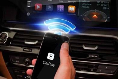 Harman公布首款无线CarPlay信息娱乐中控系统