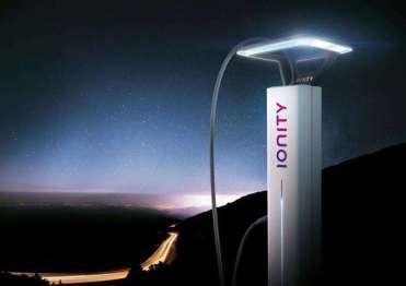 現代汽車集團投資充電運營商IONITY