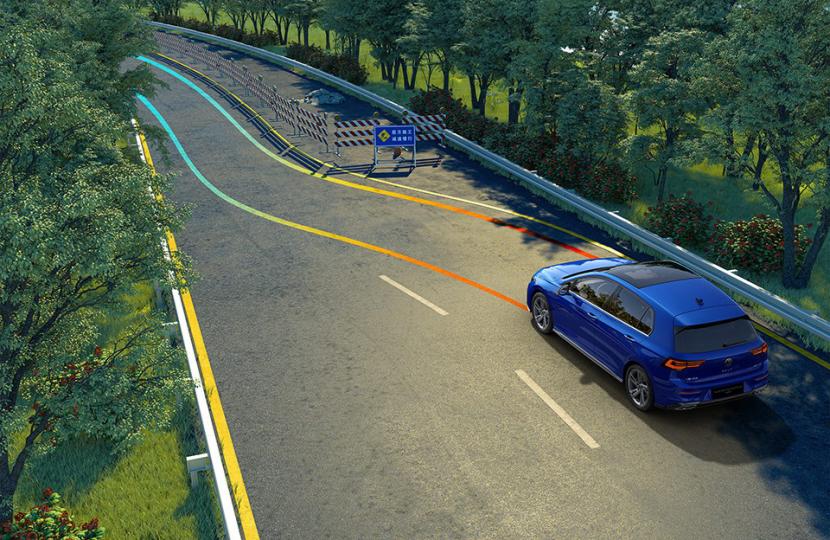 """标题:科技有意思丨智能交互+""""自动驾驶"""",细数高尔夫8的黑科技(1)2165.png"""