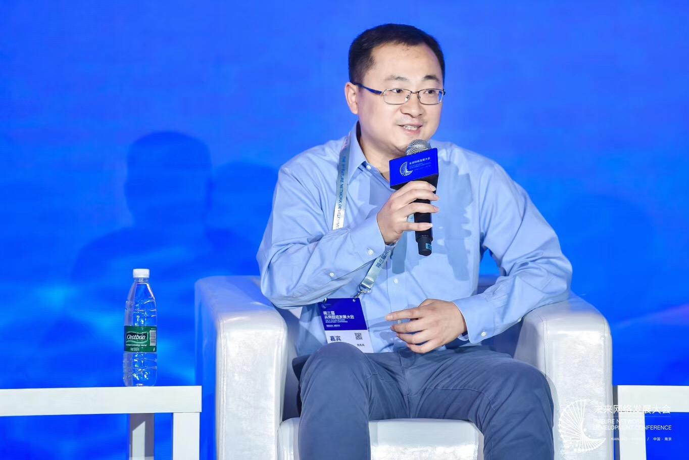 小鹏汽车互联网(上海)副总裁刘凡凡