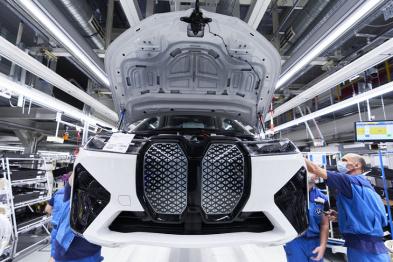 投资4亿欧元升级工厂,宝马iX量产下线