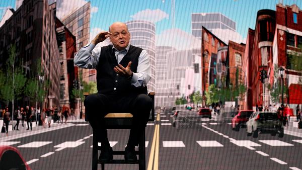 福特CEO吉姆·哈克特(Jim Hacett)