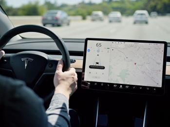 优化冗余设计,特斯拉发布自动驾驶专利