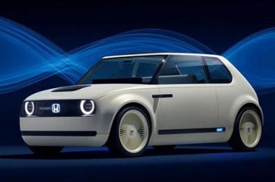 本田Urban EV概念车官图曝光,将于2019年量产