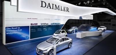 戴姆勒或推9款电动汽车,迎战特斯拉和奥迪