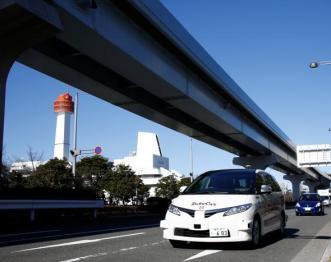 日本机器人初创公司ZMP将提出IPO申请