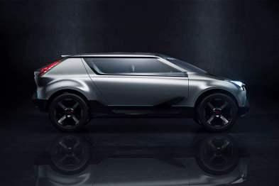 """威马汽车发布""""AG2020""""概念车,成立120亿全球产业基金"""