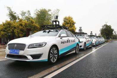 景驰科技在广州开启常态化试运营