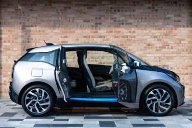 苹果与宝马谈判,将以i3为基础开发电动汽车