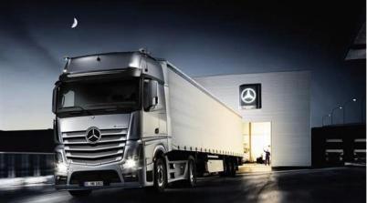 戴姆勒将分拆卡车部门,于年底前将其上市