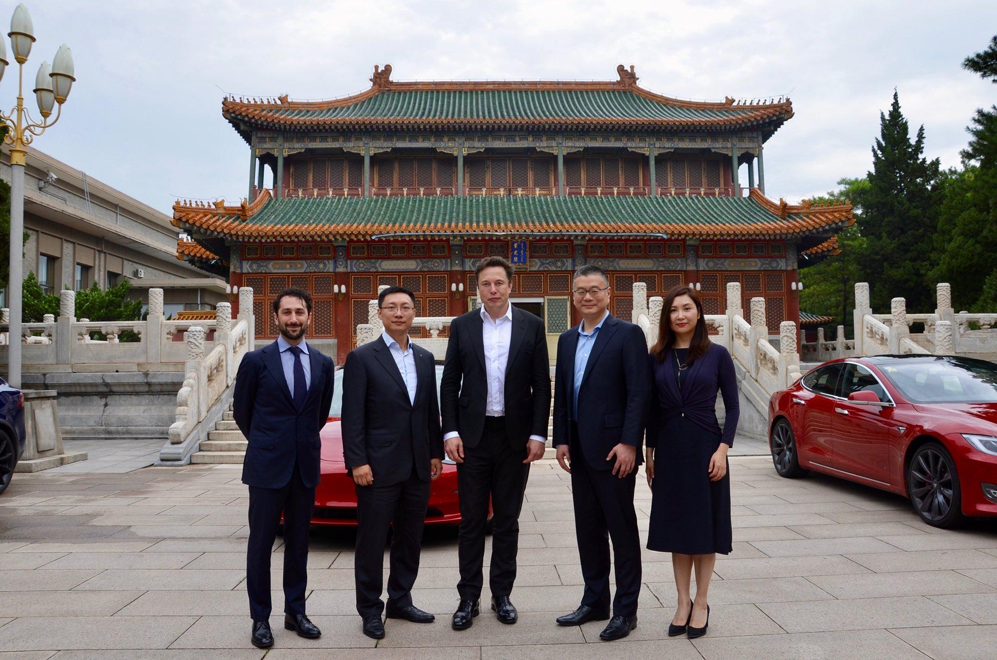 2020年中国工厂量产Model 3,特斯拉获完全国民待遇