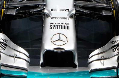 奔驰证实2019年参加电动方程式赛车