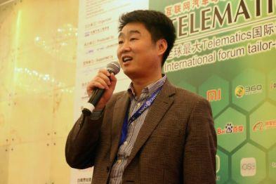 远特科技白新平:打造车联网服务生态圈
