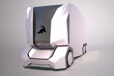 瑞典Einride提出「T-Pod」无人运输新解决方案