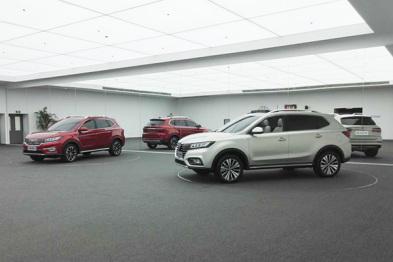 荣威RX5内饰解析,首款互联网汽车如何搞定用户体验