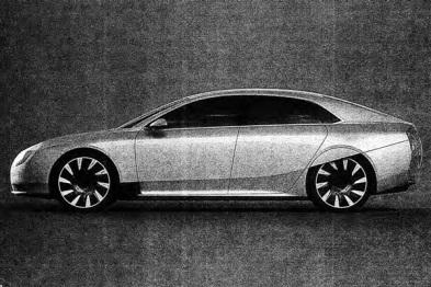 Atieva12月将推出新车Atvus,Model S要迎来最像自己的竞争对手了