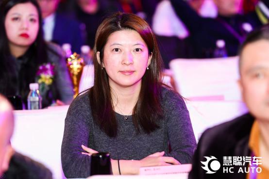 中国汽车流通协会行业发展部主任田甜