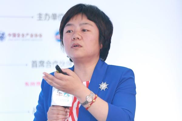 大唐无线移动创新中心标准部泛在网络室主任徐晖