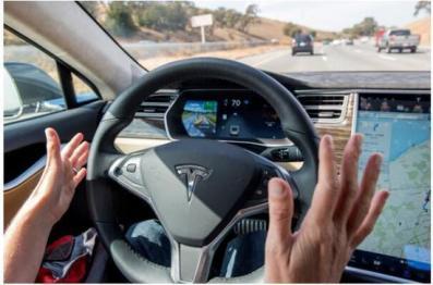 特斯拉宣布:全系在产车辆都将能够完全自动驾驶