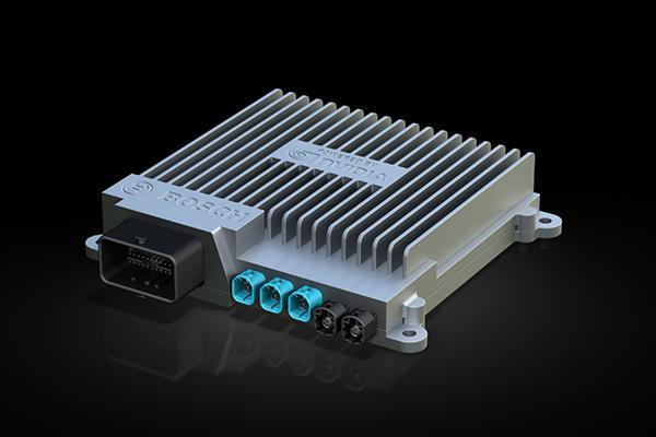 基于英伟达Xavier人工智能超算平台打造的博世自动驾驶系统