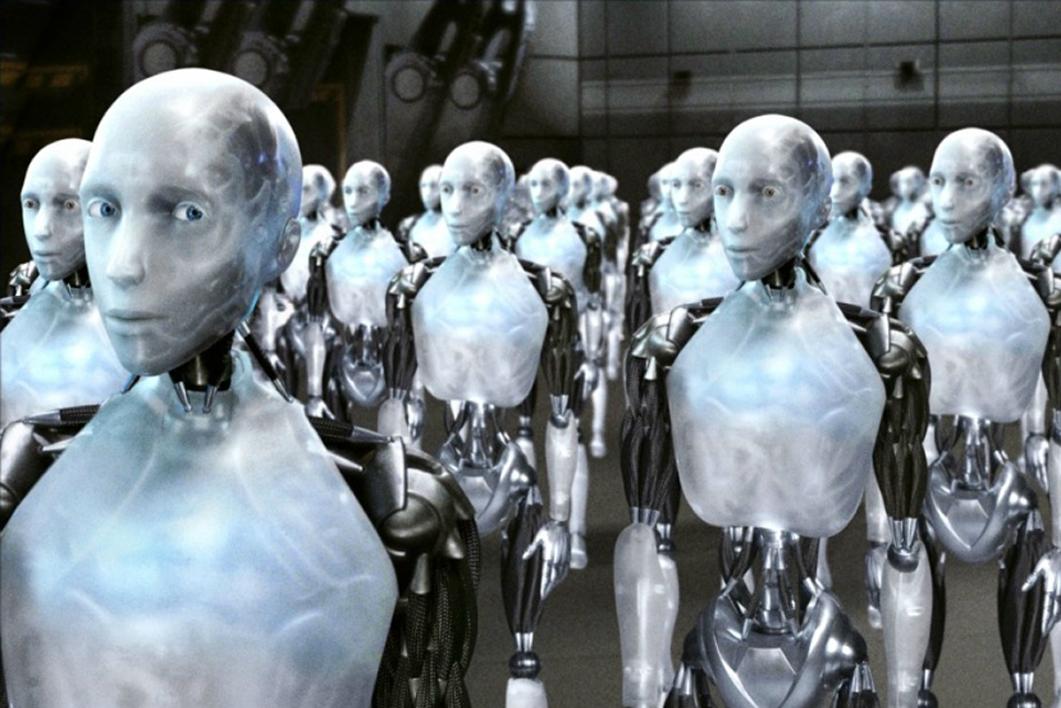 截图来自《我,机器人》