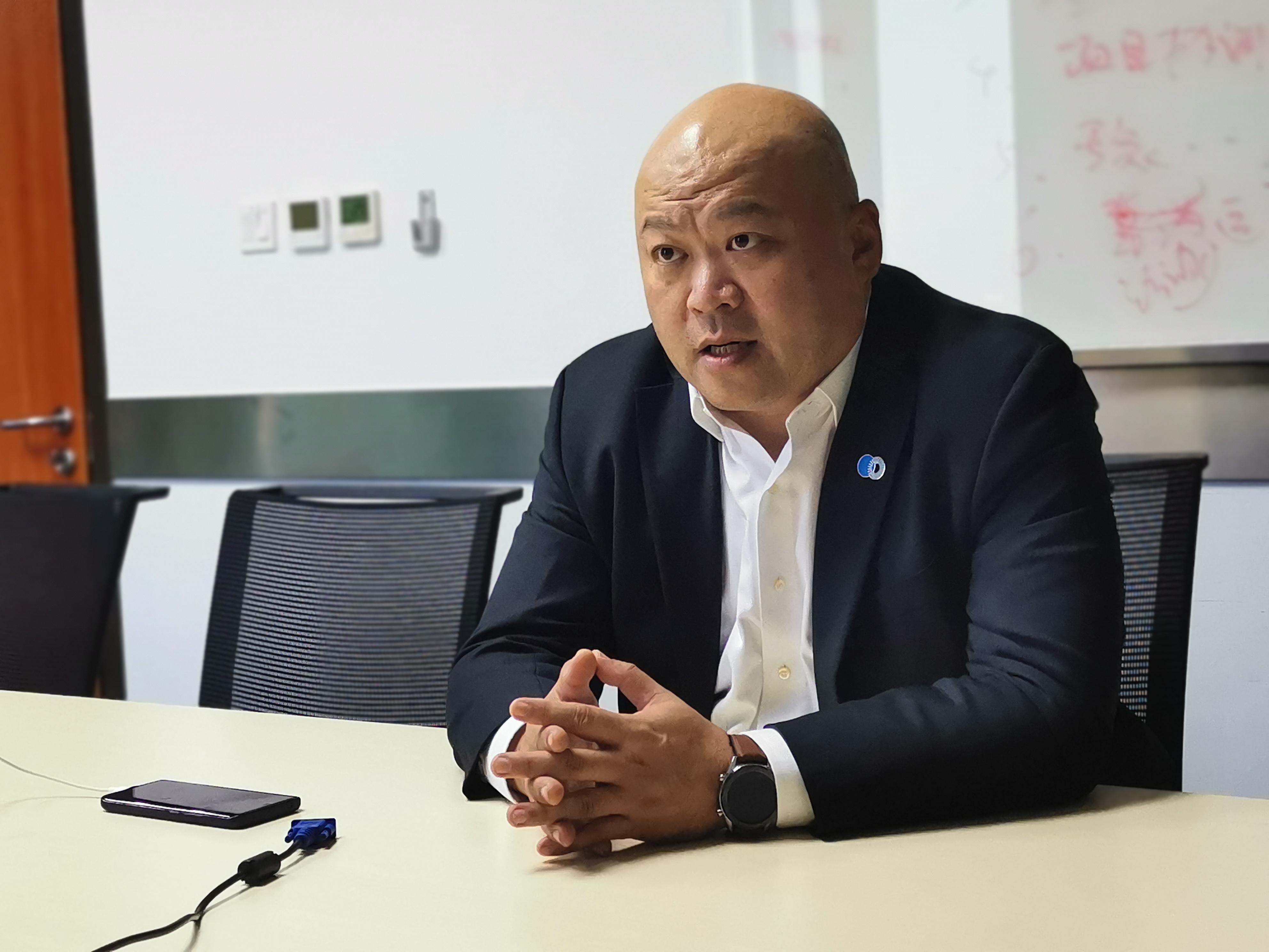 国家新能源汽车技术创新中心总经理 原诚寅