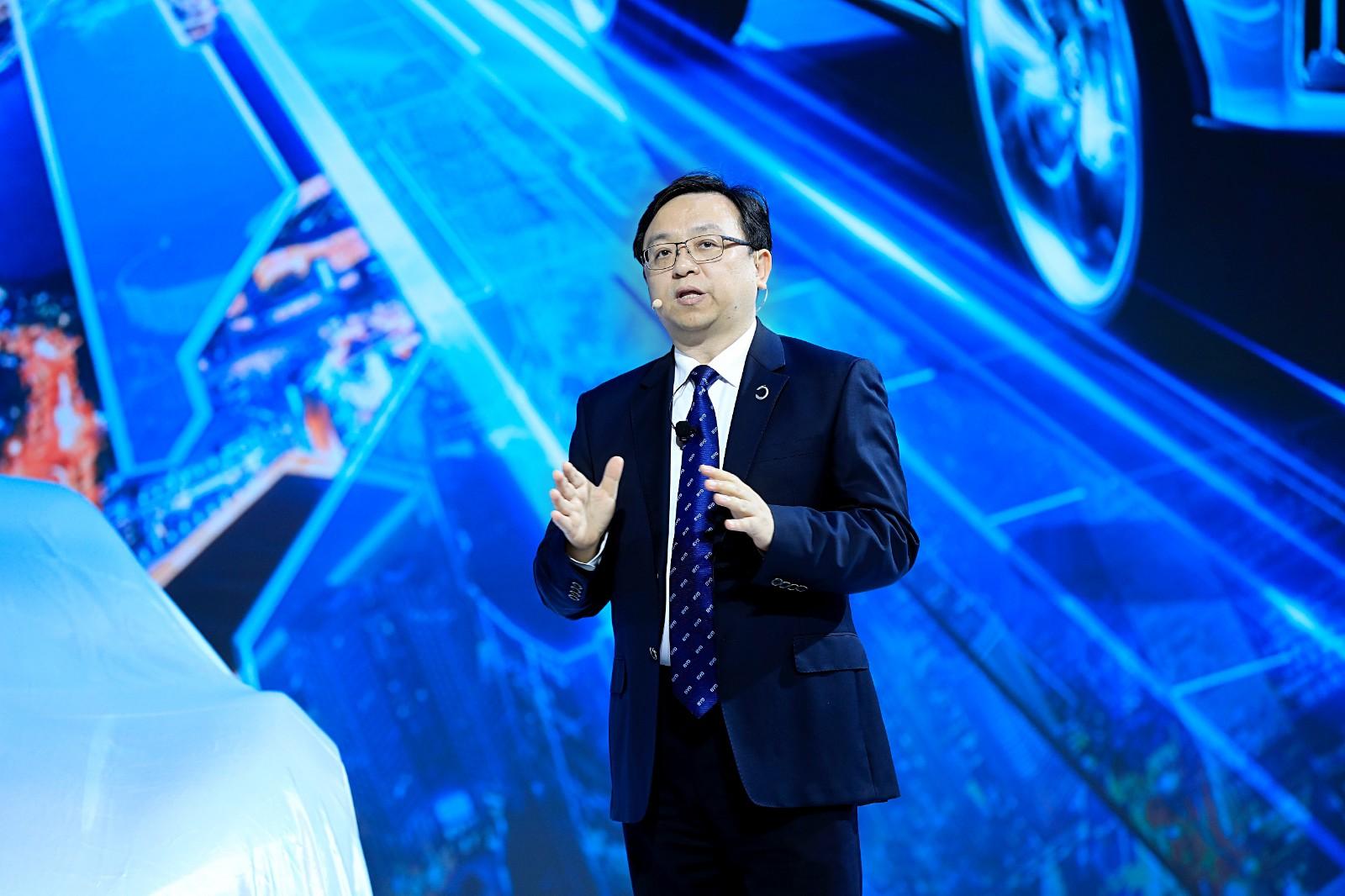 比亚迪汽车董事长兼总裁王传福