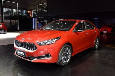 上海车展起亚展台有何看点? 新KX5/新K3,上海车展起亚展台不可错过的两款车