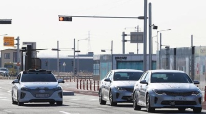 基于5G网络,韩国将启用自动驾驶测试场