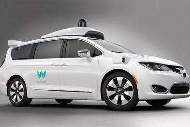 Waymo将携无人驾驶车亮相底特律车展