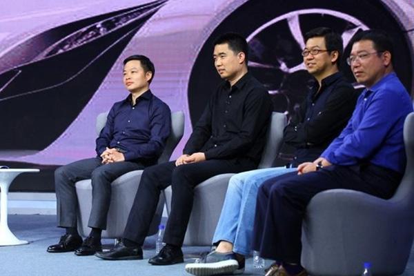 小鹏、拜腾联合入股新公司 加码新能源技术开发