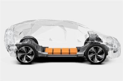 法拉第未来发布首款量产车型预告片曝光